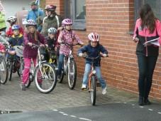 Fahrradturnier der JF Riehe